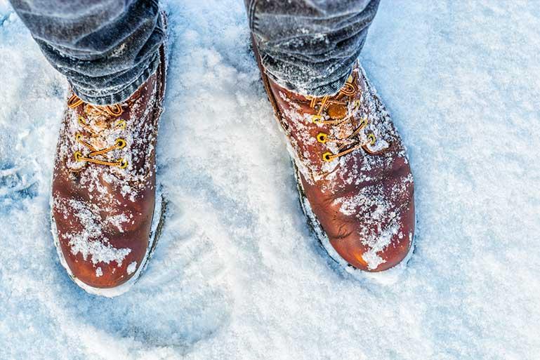 W Zimowej Szacie Jak Dbac O Buty Zima Coccine